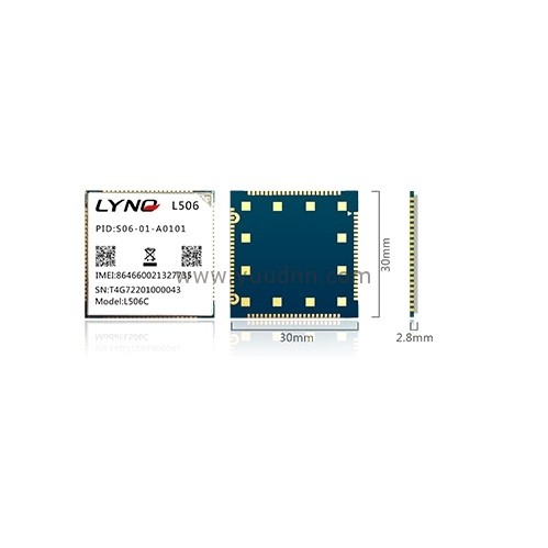 物蚂蚁YK-i506 LTE4G模块