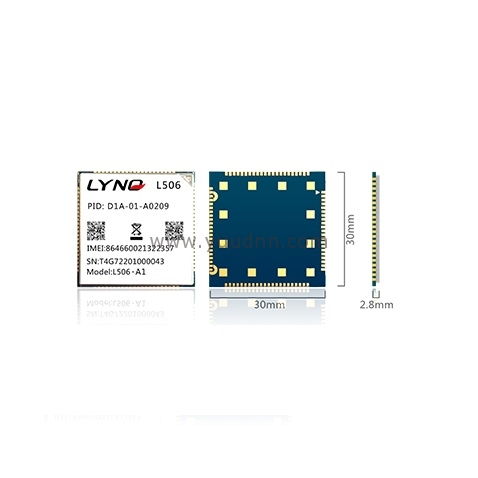 物蚂蚁YK-i506A LTE4G模块