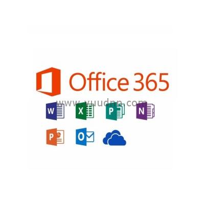 微软 Microsoft Office 365 办公软件