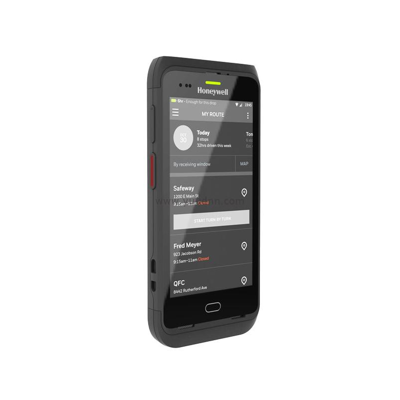 霍尼韦尔自动识别 Honeywell-AIDCDolphin CT40移动数据采集器无线手持终端PDA仓库物流盘点机RF枪 安卓手持机