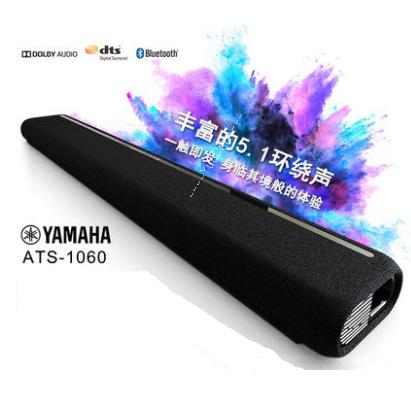 雅马哈 ATS-1060 回音壁