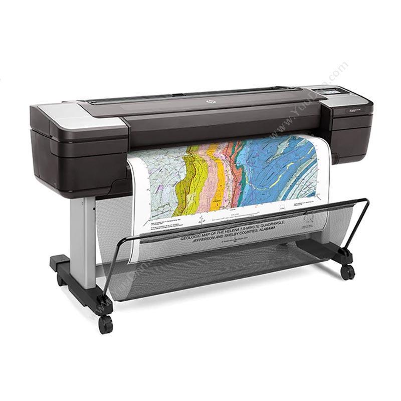 惠普 HP1VD84AT1708PS44寸1VD84AT1708PS44寸宽幅打印机/绘图仪