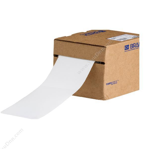 贝迪 Brady 800114 85胶带 10寸15.24米(白) 碳带