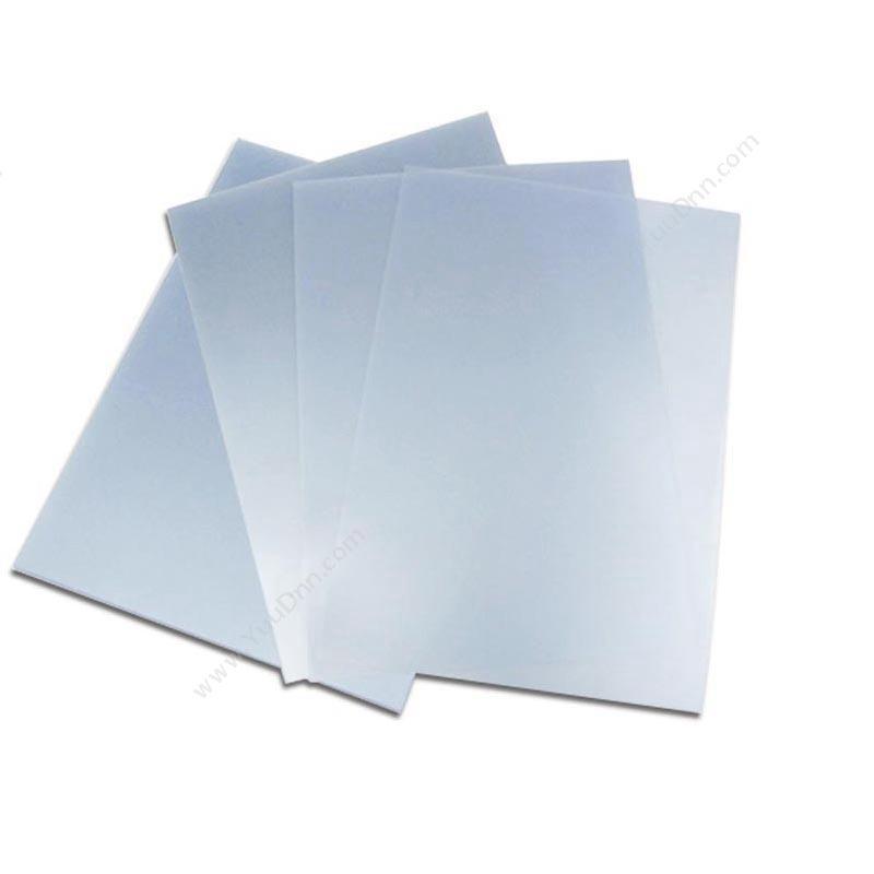力晴 Leachin0.3mmA3 装订封面(100张/盒) 透明色A3透明装订封面