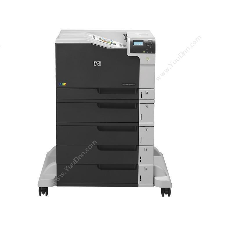 惠普 HP M750xh 彩色(D3L10A) A3 (打印/网络/双面) A3彩色激光打印机