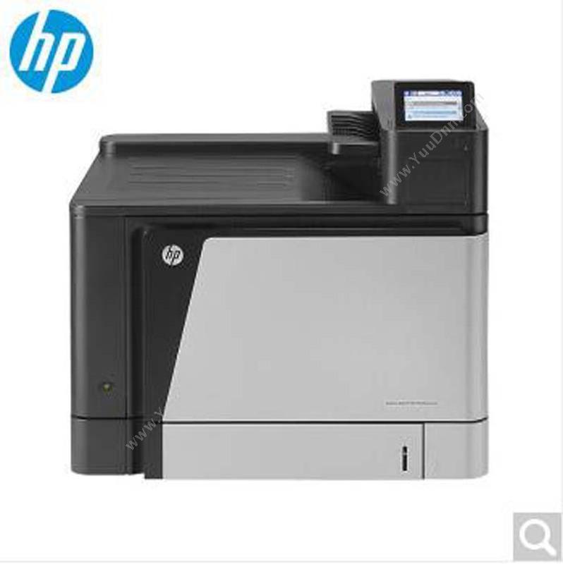 惠普 HP M855dn 彩色 A3  (打印/有线网络/双面) A3彩色激光打印机