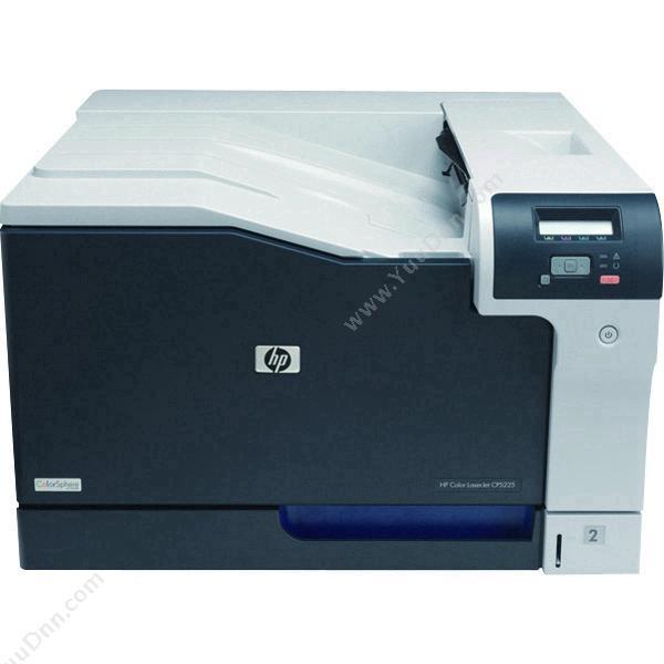 惠普 HP Color LaserJet Pro CP5225dn 彩色 A3+  1台 A3彩色激光打印机