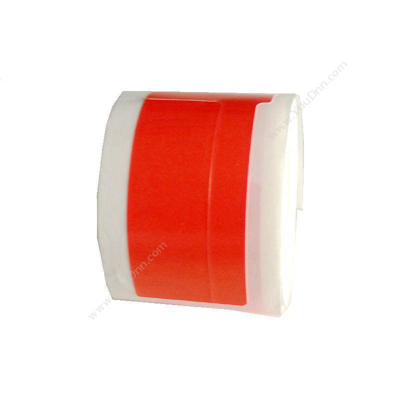 舜普 SPSF01-50R SP20旗型标签 38mm*25mm+40mm (红) 50片/卷 标签机打印配套耗材线缆标签