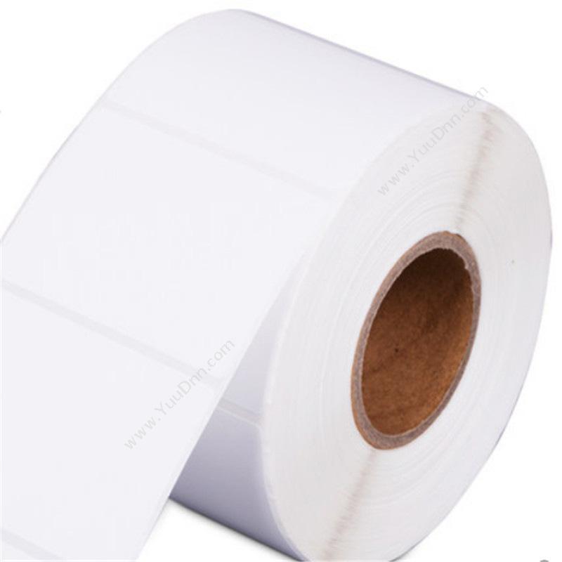 得力 Deli 12001 三防热敏打印标签 100*100mm-500张 (白) 热敏不干胶标签