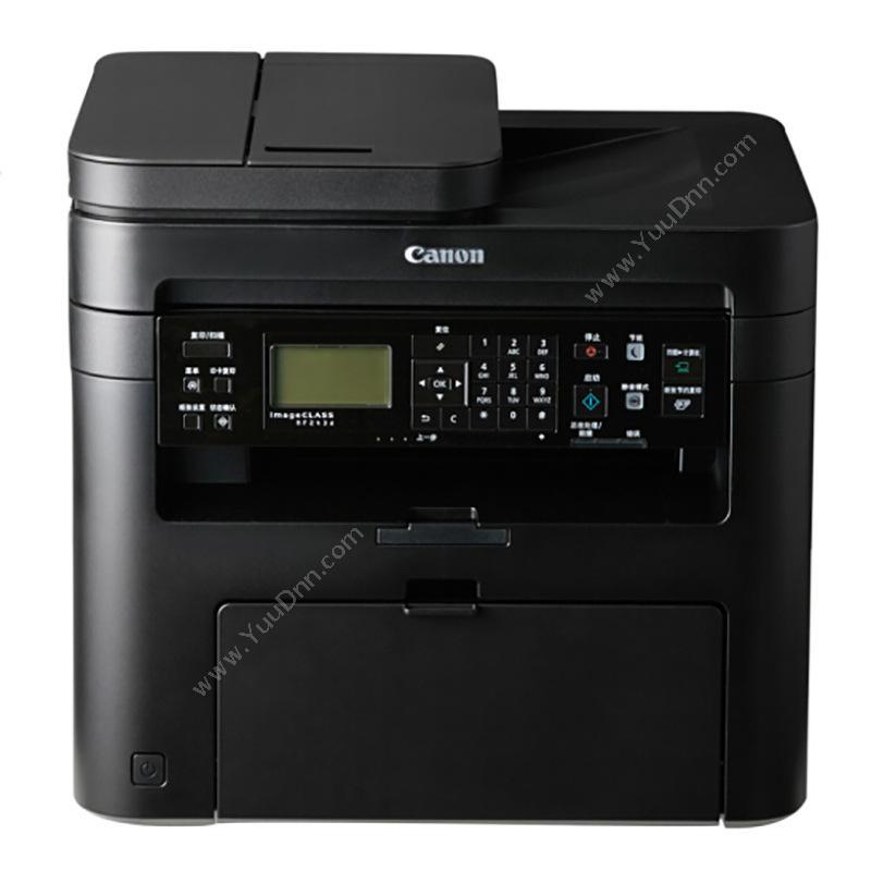 佳能 Canon佳能MF243d  1台A3黑白激光多功能一体机