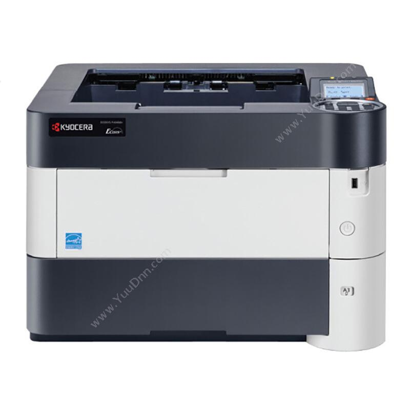 京瓷 KyoceraECOSYS P4040dn  1台A3黑白激光多功能一体机