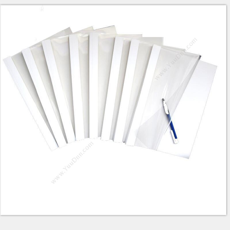 万维 WanWei 万维 万维100套/盒(白)   4mm 4mm热熔封套