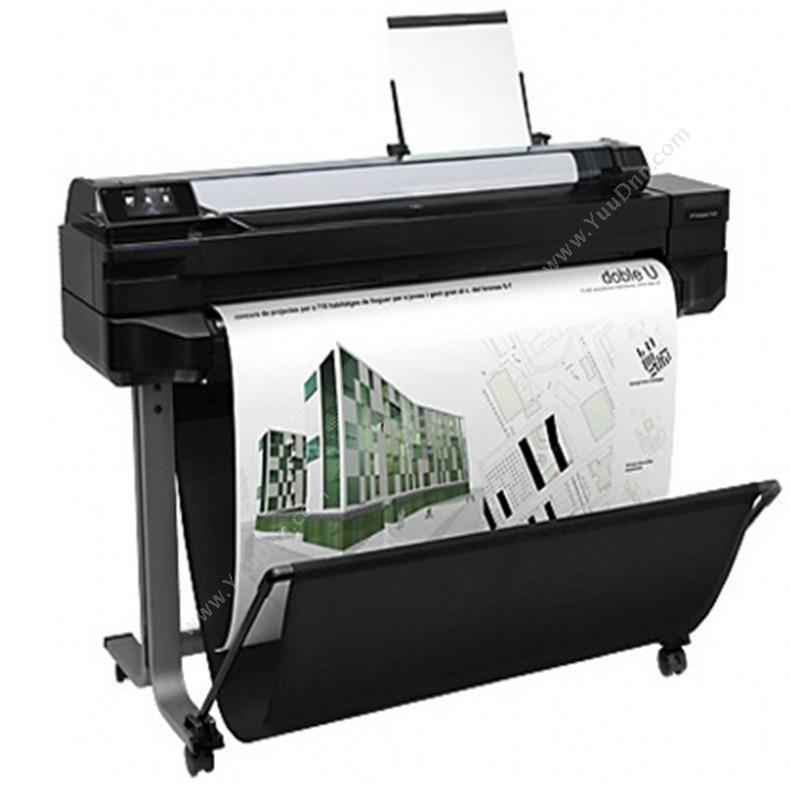 惠普 HPT520-24 绘图仪 987*530*932mm宽幅打印机/绘图仪