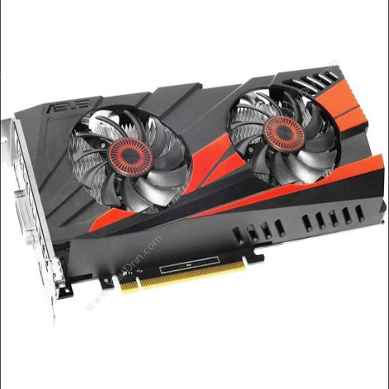 华硕 Asus GTX1060-O3G-SI   红(黑) 显卡