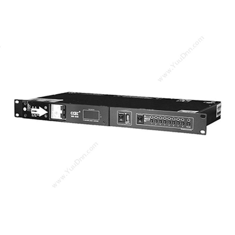 得胜 MR-538 电源时序器 (黑) 机箱电源