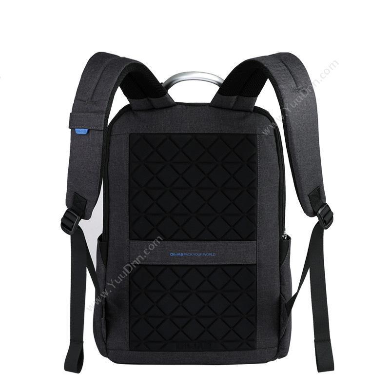 爱华仕 Aihuashi爱华仕 OCB4306 商务电脑包 14英寸(黑)笔记本包