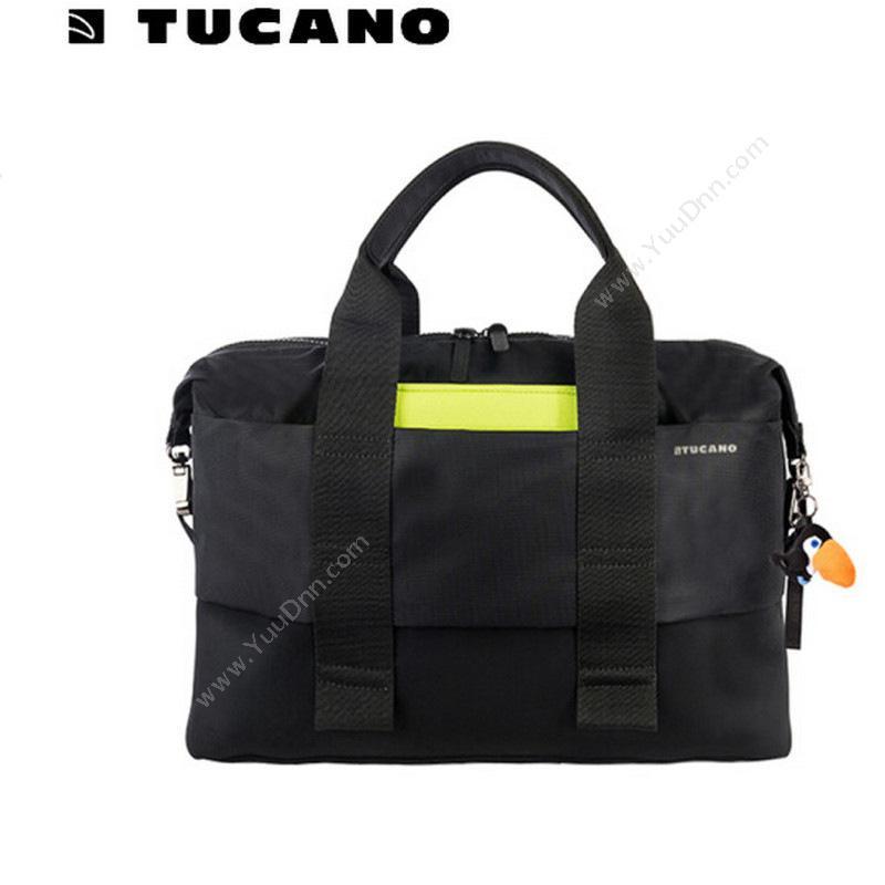 托卡诺 TuokanuoBMDOB-BK 电脑包 470*350*130mm(黑)  15寸笔记本包