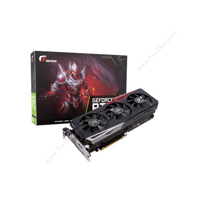 七彩虹 Qicaihong 七彩虹 iGame GeForce RTX 2070 Ultra OC  8G 显卡