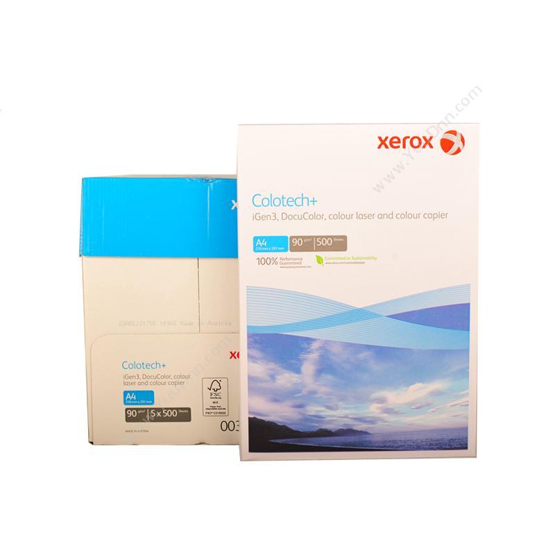 富士施乐 FujiXerox 彩激光90g(500张/包)A4(白) 高清图片专用 照片纸