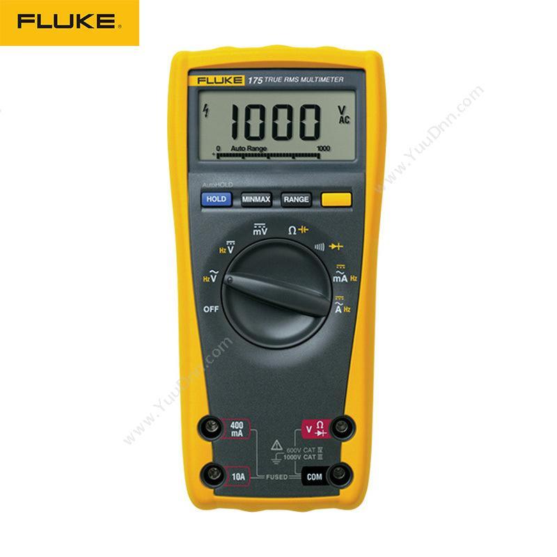 福禄克 FlukeF-175 数字型万用表