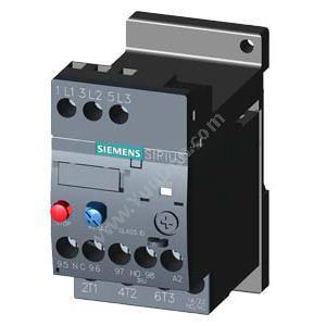 西门子 Siemens3RU61160CB1热过载继电器