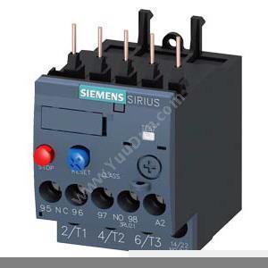 西门子 Siemens3RU21160FJ0热过载继电器