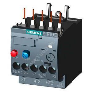 西门子 Siemens3RU61161JB0热过载继电器