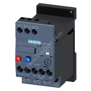 西门子 Siemens3RU21160HB1热过载继电器