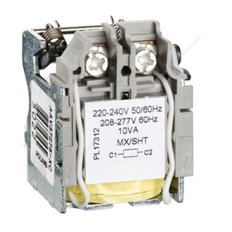 施耐德 Schneider LV429387 分励脱扣线圈 MX 220-240V50/60HZ 208-277V60HZ 塑壳断路器附件