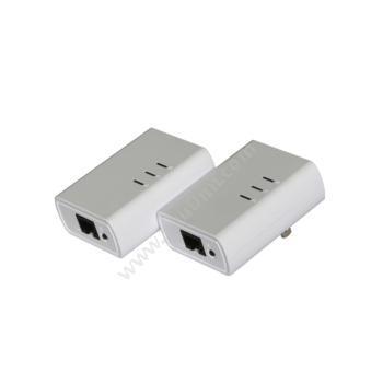 友讯 D-LinkDHP-309AV 500M电力猫一对电力线适配器高清IPTV网络拓展其它网络设备