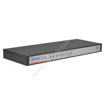 秦安 KinAnXU0108 机架式 8口USBKVM切换器