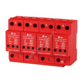 矿森 Kuangsen三相100kA防雷模块(SPD) KS-SPD-100K-385/4三相电源防雷模块