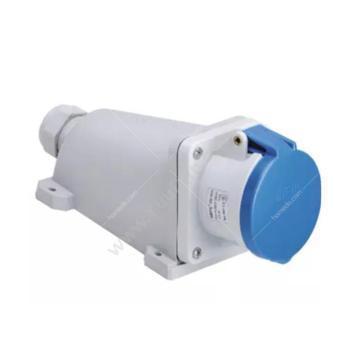 威浦明装插座 IP44 63A 220V 3P TYP6901明装插座