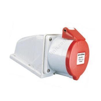威浦明装插座 IP44 32A 220V 3P TYP6801明装插座