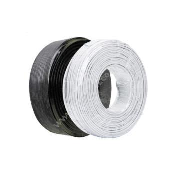 科友 KeyouRVV 8*1.5 八芯软电线 (黑) 200米/卷八芯电力电缆