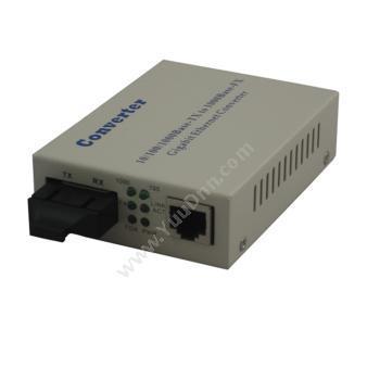 巨联 JuLian 10/100/1000M自适应快速以太网  FC接口 CVT-301S-20 其它光纤收发器/光电转换器