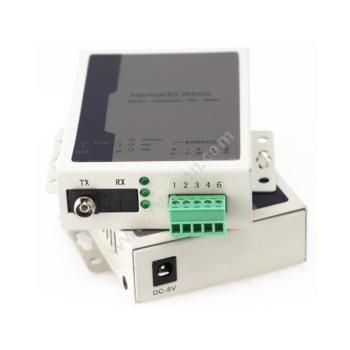 拓宾TUOBIN-RS485 数据光端机RS485工控光猫RS232/422串口光端机视频光端机