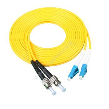 安普 AMP双芯单模OS2光纤跳线 2105036-3 LC-STLSZH&OFNR 3米其它多芯电力电缆