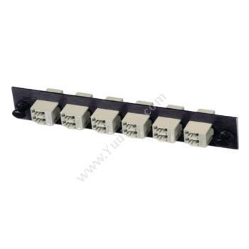 安普 AMP12芯多模LC适配器板(OM3) 1374463-5其它多芯电力电缆
