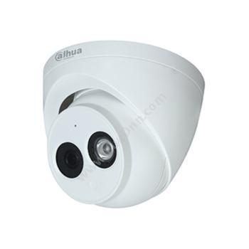 大华DH-IPC-HDW1230C-A-V2 200万6mm高清红外海螺半球网络摄像机红外半球摄像机
