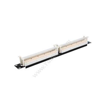 天诚 100对机架型110配线架 不含连接块 110P-3-100 光纤配线架