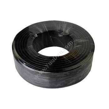 天诚RVV8*0.5 八芯软电线 (黑) 200米/卷八芯电力电缆