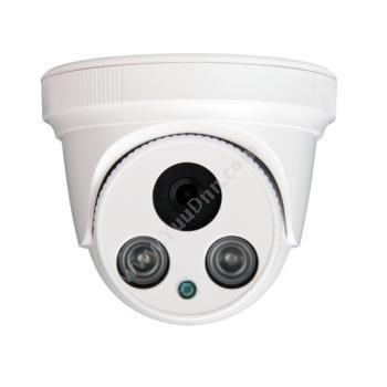 普天视 ptsPC-6412HQ4-P-POE 200万3.6mm红外 POE网络半球摄像机红外半球摄像机