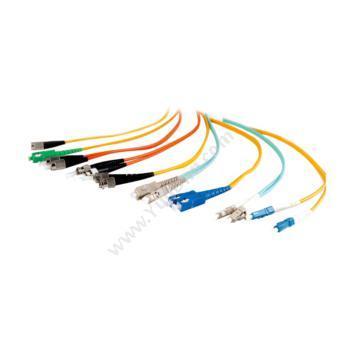 一路通ELT-DFSM-SC-SC-3M SC-SC多模单芯电信级光纤跳线 φ3.0,3米,橙色单模光纤跳线