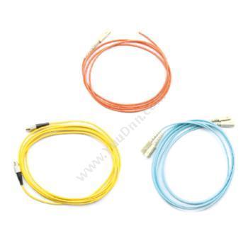 爱谱华顿 AiPu单模LC光纤尾纤 1.5米(黄) AP-GD-02-LC-B单模光纤跳线