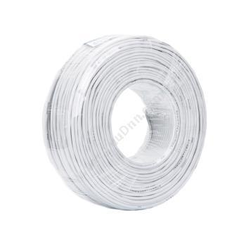 爱谱华顿 AiPuRVV8*0.75 八芯软电线 (白) 200m八芯电力电缆