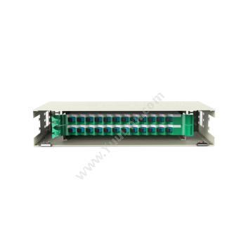 金坤宇 24口 ODF光纤配线架 SC多模满配 ODF24SC01 光纤配线架