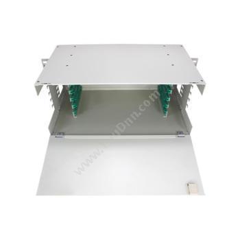金坤宇 72口 ODF光纤配线架空箱(含空盘)ODF72 光纤配线架