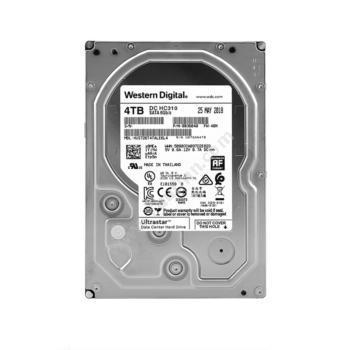 西部数据 WDHUS726T4TALE6L4 4T SATA企业级硬盘NAS网络存储