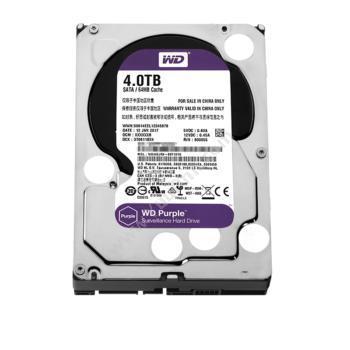 西部数据 WDWD40EJRX 紫盘(Purple)4TBNAS网络存储